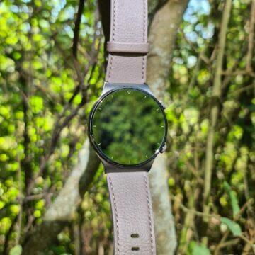 Huawei Watch GT2 Pro zrcadlo keř