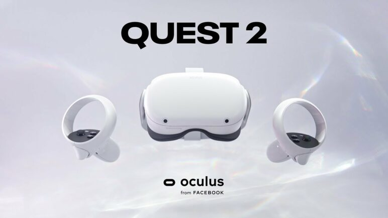 Introducing Oculus Quest 2