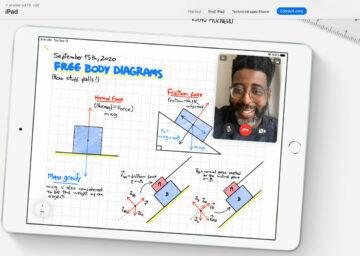 iPad 8 apple představil nové produkty