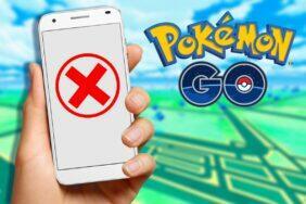 konec podpory Pokémon GO starší mobily