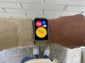 levné hodinky chytré