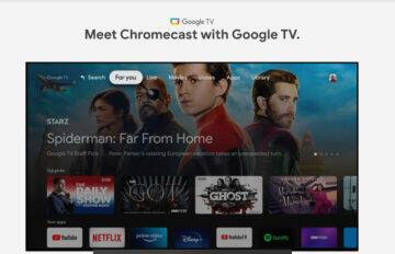 levný google TV