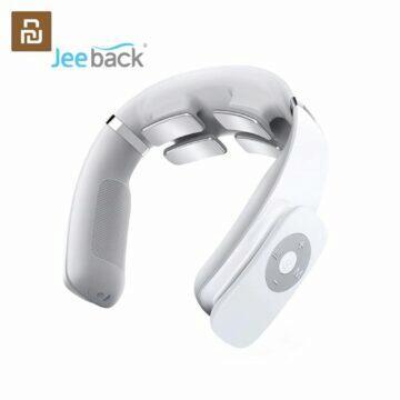 Masážní nákrčník Jeeback G3 design