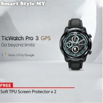 Mobvoi TicWatch Pro 3 únik WearOS