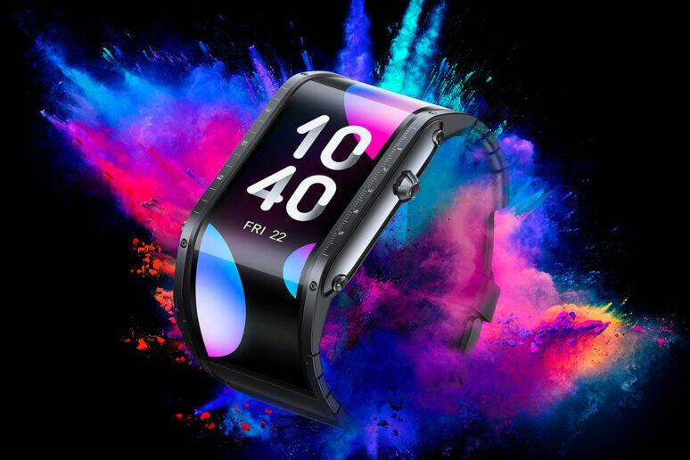 netradiční chytré hodinky