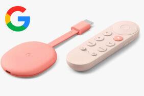 nové google streamovací zařízení cena
