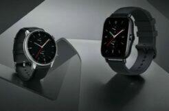 nové hodinky Amazfit GTR 2 GTS 2