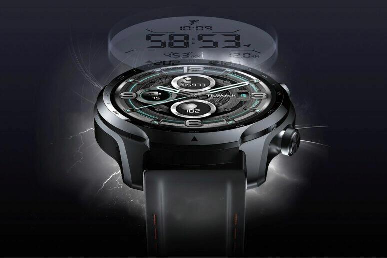 nové hodinky mobvoi