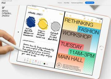 nový apple představil nové produkty ipad 8