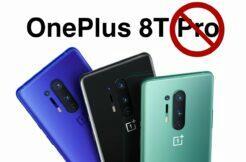 OnePlus 8T Pro zrušen