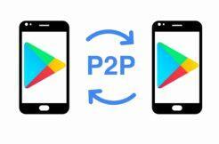 play store P2P sdileni