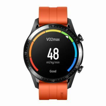 porovnání Huawei Watch GT 2 GT 2 Pro sport vo2max GT 2