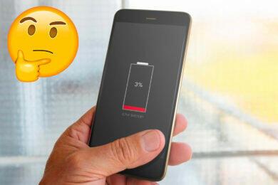 Proč mají telefony špatnou výdrž baterie_