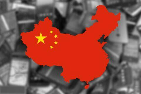 prodejnost mobilů v Číně srpen 2020