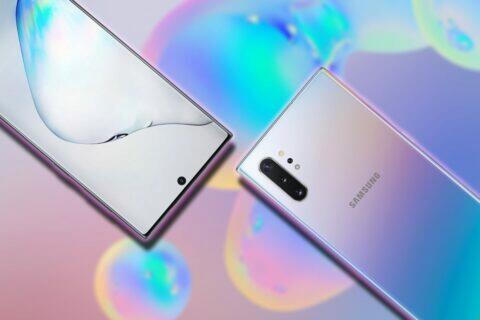 Samsung Galaxy Note10 One UI 2.5