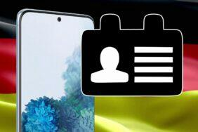 Samsung Galaxy S20 doklady Německo