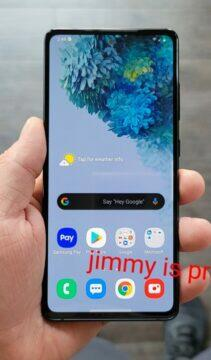 Samsung Galaxy S20 FE kompletně odhalen