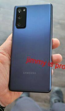 nový galaxy telefon