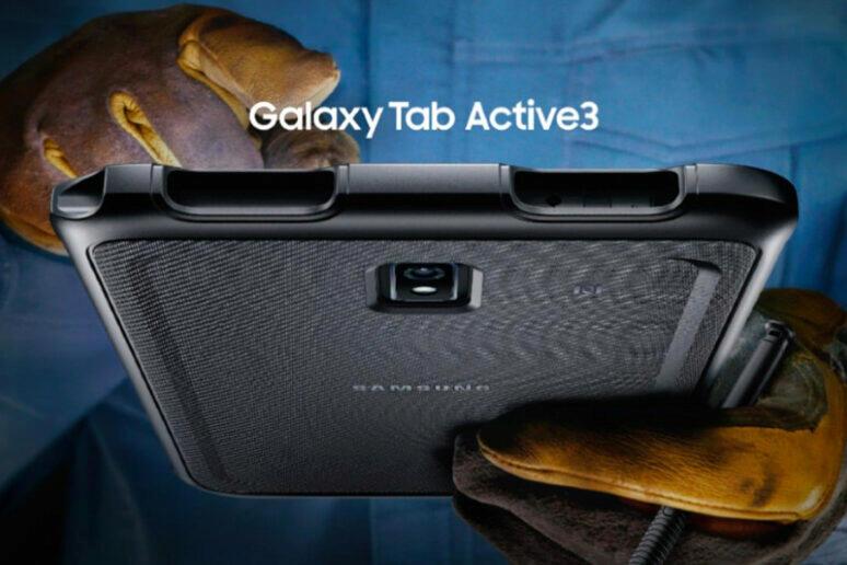 Samsung Galaxy Tab Active 3 oficiálně