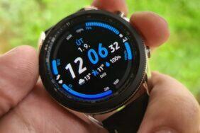 Samsung Galaxy Watch 3 testování