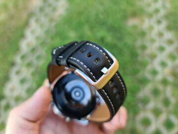 Samsung Galaxy Watch3 kožený řemínek