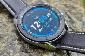 Samsung Galaxy Watch3 testování
