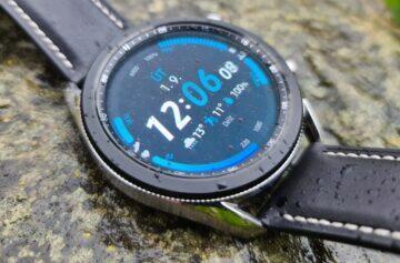 Samsung Galaxy Watch3 testing