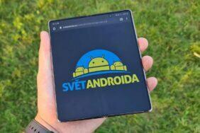Samsung Galaxy Z Fold2 5G testování