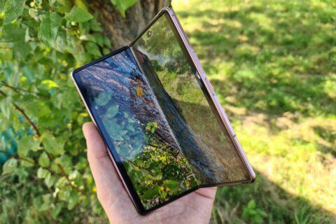 Samsung Galaxy Z Fold2 recenze