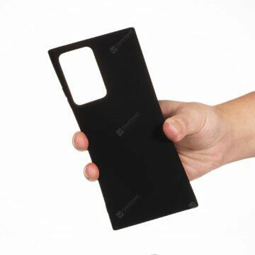 Silikonový obal na Samsung Galaxy Note20 Ultra