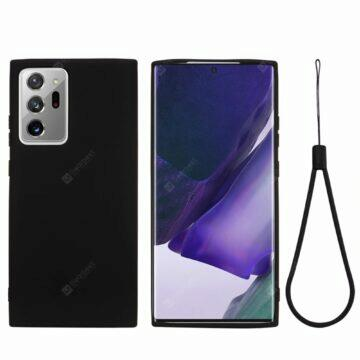 Silikonový obal na Samsung Galaxy Note20 Ultra přívěsek