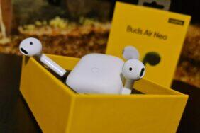 sluchátka Realme Buds Air Neo recenze