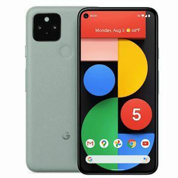 specifikace Google Pixel 5 Sorta Sage