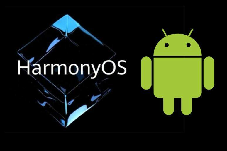 HarmonyOS podobný Androidu