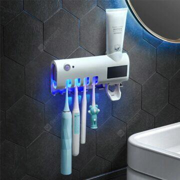Sterilizátor zubních kartáčků Brelong