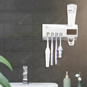 Sterilizátor zubních kartáčků Brelong profil