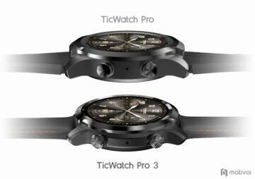 ticwatch pro 3 oficiálně