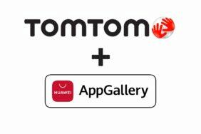 tomtom go huawei appgalery