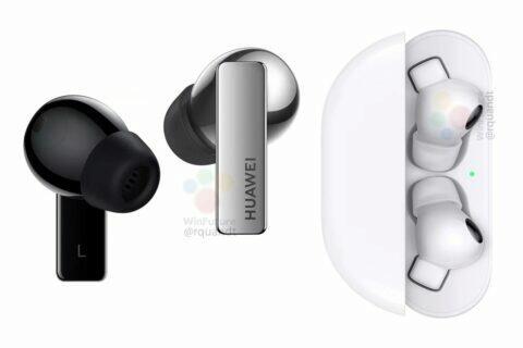 únik Huawei FreeBuds Pro ceny parametry