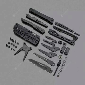 Univerzální nástrojový nůž NexTool 10v1 díly