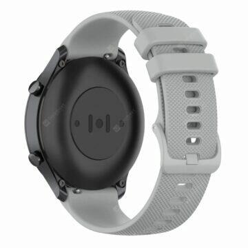sluchátka Xiaomi Airdots Pro 2 SE Univerzální silikonové 22mm řemínky šedá