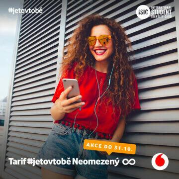 Vodafone neomezená data volání sms