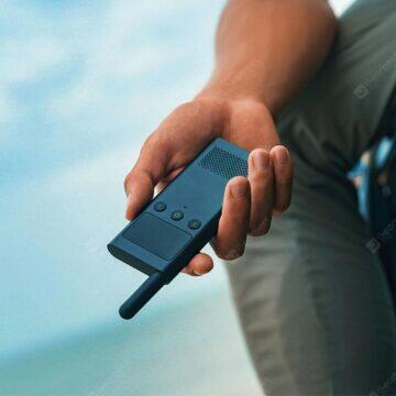 Vysílačky Xiaomi Mijia design