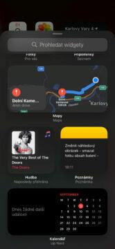 widgety v androidu a ios
