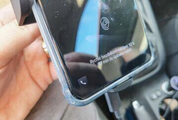 Xiaomi Mi 20W Wireless Car Charger rychlost nabíjení