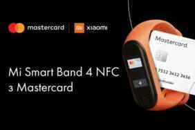 Xiaomi Mi Band 4 NFC platby Ukrajina Bělorusko