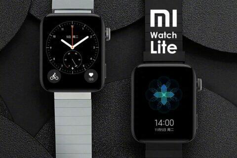 Xiaomi Mi Watch Lite certifikace