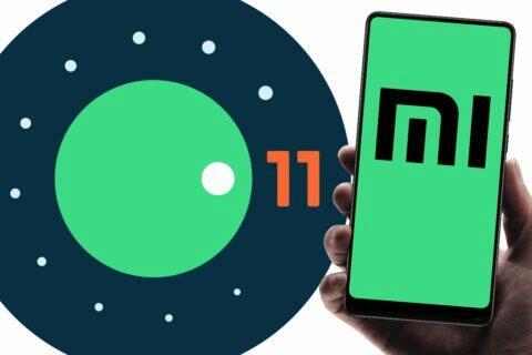 Xiaomi telefony Android 11 neoficiální seznam náhled