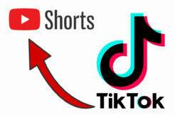 youtube shorts konkurence tik toku