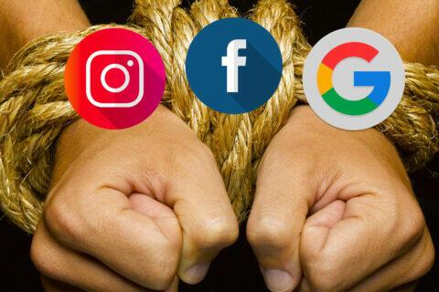 jsme otroky sociálních sítí
